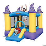 Bounceland™ Inflatable Wizard Magic Bounce House