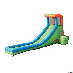 Bounceland™ Inflatable Green Water Slide