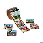 Disney Planes Roll Stickers