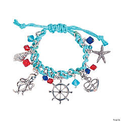 Nautical Summer Bracelet Idea