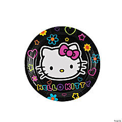 Hello Kitty™ Tween Dessert Plates