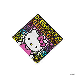 Hello Kitty™ Tween Beverage Napkins