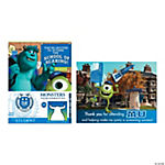 Monsters University™ Invites & Thank Yous