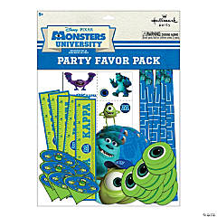 Monsters University Party Favor Pack