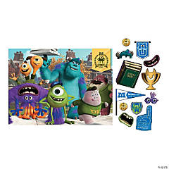 Monsters University™ Backdrop Kit