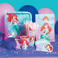 Little Mermaid Sparkle Basic Party Pack