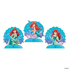Little Mermaid Sparkle Tabletop Décor