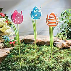 Tulip Yard Stakes
