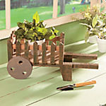 Tabletop Wheelbarrow