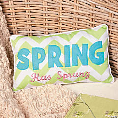 Spring Has Sprung Pillow