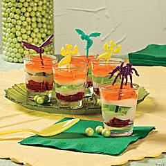 Buggy Jello Cups Recipe