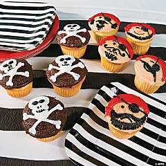Argh! Pirate Cupcakes Recipe
