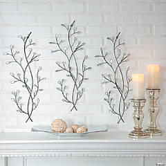 Metallic Mantel