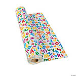 ABC Tablecloth Roll