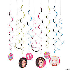 Barbie™ All Doll'd Up Dangling Swirls