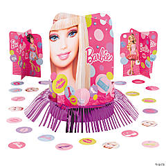 Barbie™ All Doll'd Up Table Decor Kit