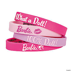 Barbie™ All Doll'd Up Rubber Bracelets