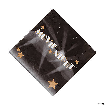 Premier Night Beverage Napkins