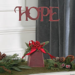 """Hope"" Tabletopper"