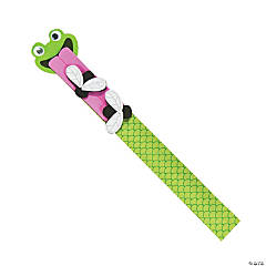 Frog Slap Bracelet Craft Kit