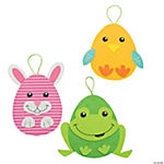 Easter Egg Character Ornament Craft Kit