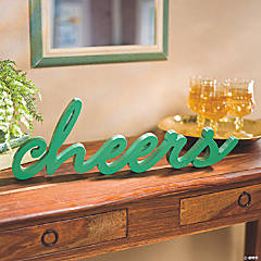 """Cheers"" Sign"