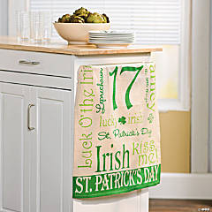 St. Patrick's Day Kitchen Towel