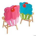 Cupcake Chair Covers