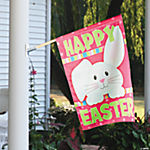 Large Easter Garden Flag