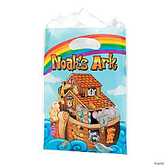 Noah's Ark Treat Bags