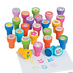 Plastic Easter Stamper Assortment