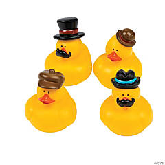 Dapper Rubber Duckies