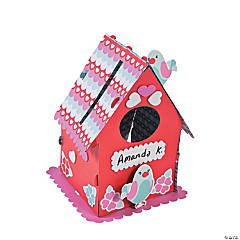 Valentine Birdhouse Card Craft Kit