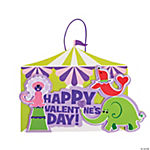 Valentine Circus Thumbprint Sign Craft Kit
