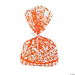 Orange Swirl Bags