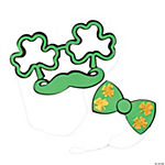 St. Patrick's Day Bowtie & Mask Craft Kit