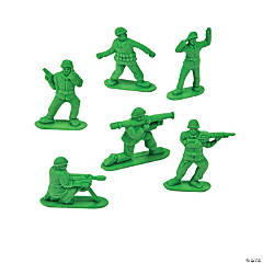 Army Men Erasers