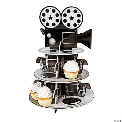 Movie Reel Cupcake Holder
