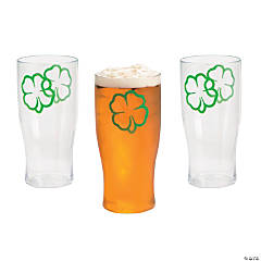 St. Patrick's Day Pint Glasses