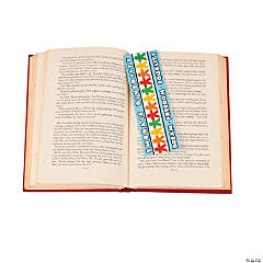 Colors Of Diversity Bookmark