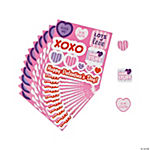 Valentine Treat Pack Stickers