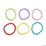 Pastel Beaded Bracelet Craft Kit