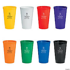 Personalized 2014 Prom Night Tumblers