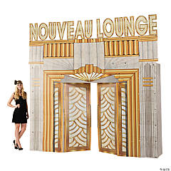 Roaring '20s Club Entryway Arch