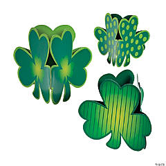 Shamrock Centerpiece Set