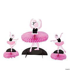 Little Ballerina Centerpieces