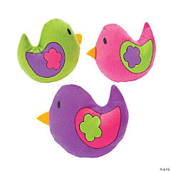 Plush Tweet Birds