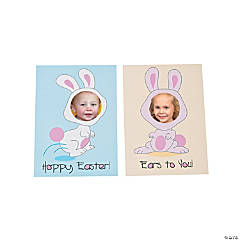 Easter Picture Frame Cards