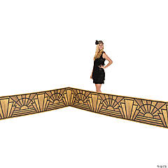 Roaring '20s Dance Floor Border