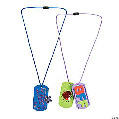 Dog Tag Necklace Kit